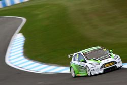 Josh Cook, Team Parker Racing, Ford Focus