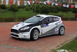 02 Toksport WRT Orhan Avcıoğlu Burçin Korkmaz Ford Fiesta R5 2