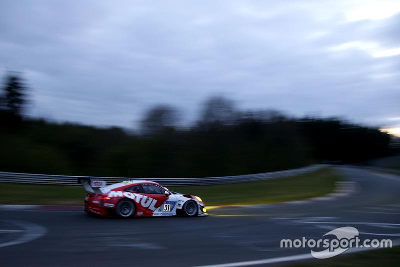 #31 Frikadelli Racing Team, Porsche 991 GT3-R