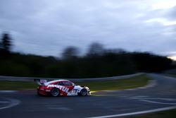 #31 Frikadelli Racing Team, Porsche 991 GT3-R: Микаэль Кристензен, Лукас Лур, Клаус Бахлер