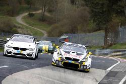 #98 Rowe Racing, BMW M6 GT3: Philipp Eng, Alexander Sims, Maxime Martin, Maxime Martin, Marc Basseng