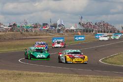 Prospero Bonelli, Bonelli Competicion Ford, Juan Jose Ebarlin, Donto Racing Chevrolet, Jose Manuel U