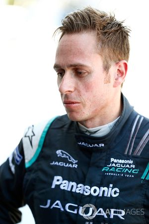 Adam Carroll, Jaguar Racing