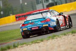 #36 Walkenhorst Motorsport BMW M6 GT3: Henry Walkenhorst, Stef Van Campenhoudt, David Schiwietz, Ral