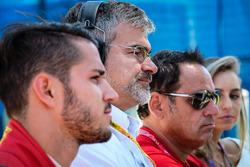 Dieter Gass, Head of Motorsport of AUDI AG, Daniel Abt, ABT Schaeffler Audi Sport