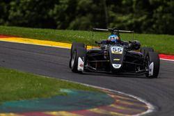 Дэвид Бекманн, Van Amersfoort Racing, Dallara F317 – Mercedes-Benz