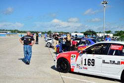 #169 MP3B BMW 328, Neil Demetree, Peter London, TLM USA