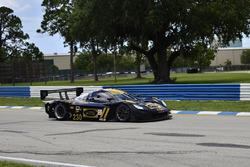 #230 FP1 Corvette Daytona Prototype, William Hubbell, Alex Popow, Hubbell Racing