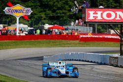 Josef Newgarden, Team Penske Chevrolet conquista la vittoria