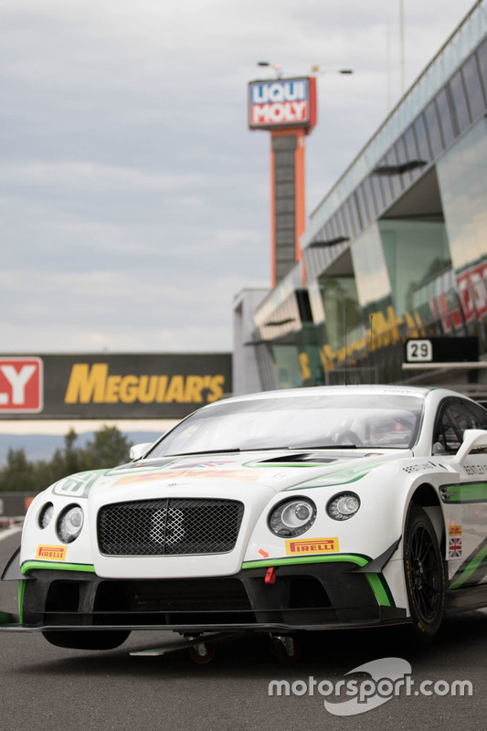 Bentley Team M-Sport, Bentley Continential GT3