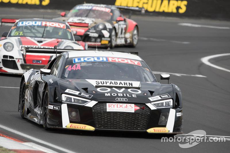 25. #44 Supabarn, Audi R8 LMS