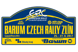 Barum Czech Rally Zlín, logo