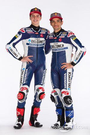 Fabio Di Giannantonio, Gresini Racing Team; Jorge Martín, Gresini Racing Team