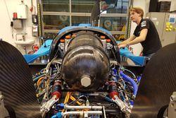 Prototipo de hidrógeno Forze VII