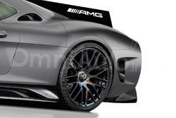 Rendering Mercedes-AMG Project One