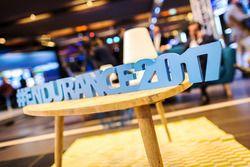 Endurance 2017 signage