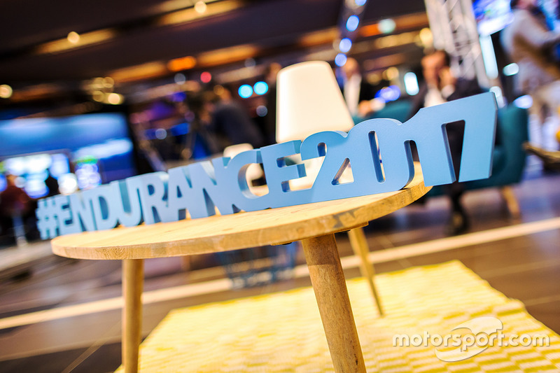 Logo de Endurance 2017