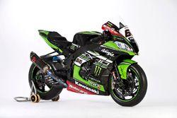 Bike von Tom Sykes, Kawasaki Racing, Ninja ZX-10RR