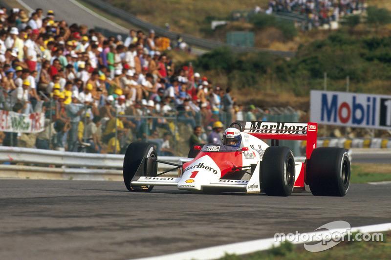 GP de Portugal de 1987: Alain Prost