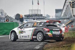 Джанлука Тавелли и Николо Коттеллеро, Peugeot 208 T16