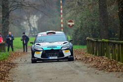 Марко Бонаноми и Луиджи Пиролло, Citroën DS3 WRC