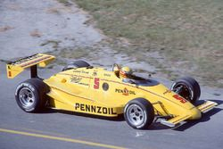 Rick Mears, Penske Racing, March-Cosworth