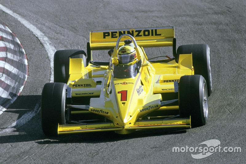 Rick Mears, Team Penske PC-10B Cosworth