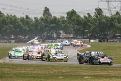 Pedro Gentile, JP Racing Chevrolet, Emanuel Moriatis, Martinez Competicion Ford, Sergio Alaux, Coiro