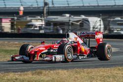 Kimi Raikkonen, Ferrari F60