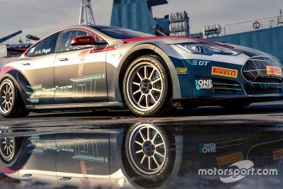Electric GT Championship presentation