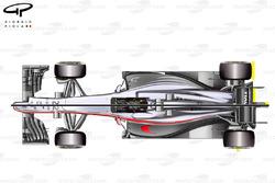 Comparaison de la McLaren MP4-30 et de la MP4-29