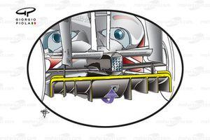 McLaren MP4-24 2009 difüzör