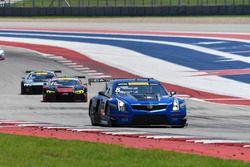#8 Cadillac Racing Cadillac ATS-VR GT3: Michael Cooper, Jordan Taylor