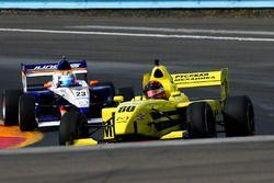 Никита Ласточкин, Team Pelfrey, Виктор Франзони, Juncos Racing