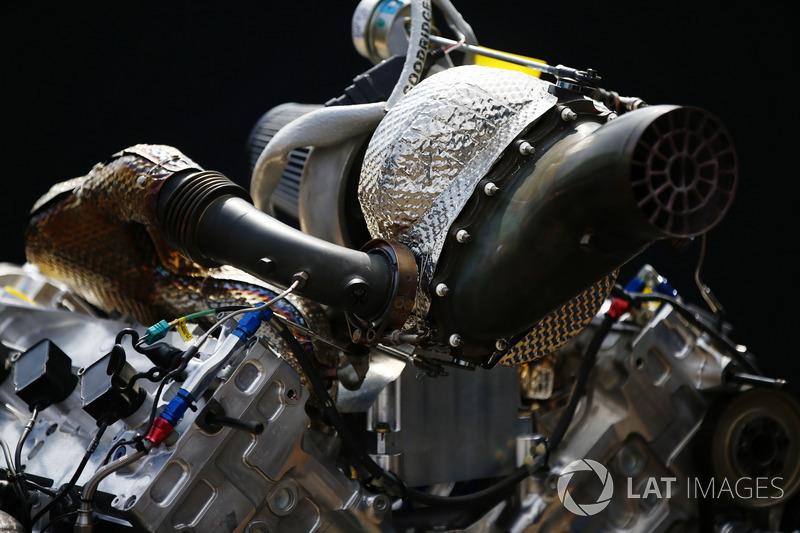 El nuevo motor F2