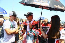 Spies, Chaz Davies, Ducati Team