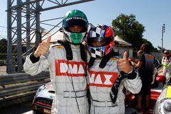 Alberto Cerqui, MINI Italia e Simone Iaquinta, MCar by AC Racing Technology