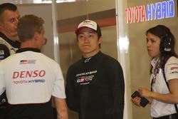 国本雄資(Yuji Kunimoto / Toyota Gazoo Racing)