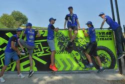 Учасники програми bLU cRU стануть четвертим випуском Yamaha VR46 Master Camp