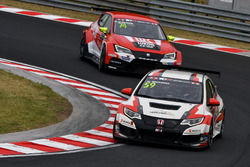 Норберт Михелиц, M1RA, Honda Civic TCR