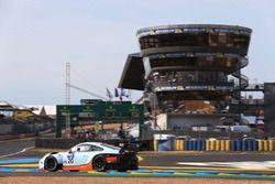 #20 Gulf Racing UK Porsche 911 GT3 R: Andrew Baker, Benjamin Baker