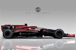Alfa Romeo W30 F1 Konsepti