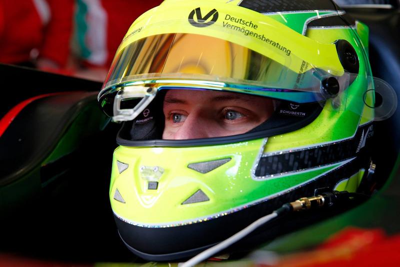 #25 Mick Schumacher