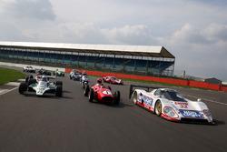 Silverstone Classic class of 2017