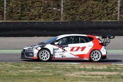 KIA cee'd TCR, Zengő Motorsport