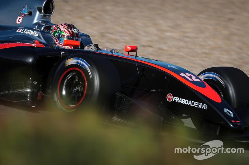 Yu Kanamaru (RP Motorsport)