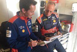 Seb Marshall e John Kennard, Hyundai Motorsport
