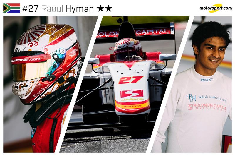 Raoul Hyman - 21 ans