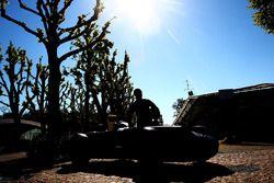 Estatua de Juan Manuel Fangio