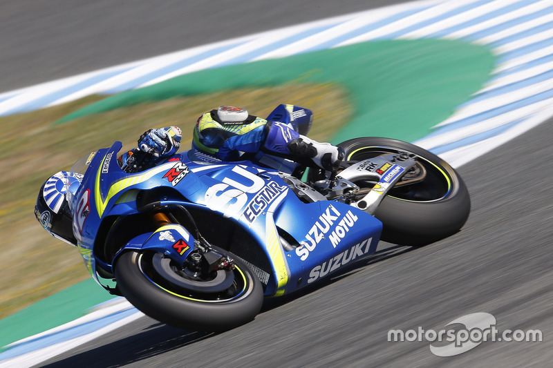 Такуя Цуда, Team Suzuki MotoGP